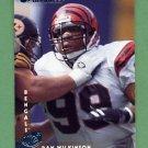 1997 Donruss Football #087 Dan Wilkinson - Cincinnati Bengals