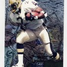 1996 Metal Football #076 Mario Bates - New Orleans Saints