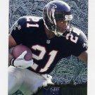 1996 Metal Football #008 Eric Metcalf - Atlanta Falcons