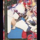 1991 Action Packed Football #013 Kent Hull - Buffalo Bills