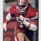 1992 Action Packed Football #243 Bill Romanowski - San Francisco 49ers