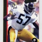 1992 Action Packed Football #226 Jerrol Williams - Pittsburgh Steelers