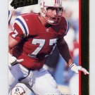 1992 Action Packed Football #167 Pat Harlow - New England Patriots