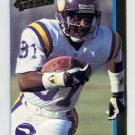 1992 Action Packed Football #151 Anthony Carter - Minnesota Vikings