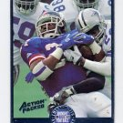 1994 Action Packed Monday Night Football #21 Rodney Hampton - New York Giants