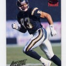 1994 Action Packed Football Fantasy Forecast #FF23 Anthony Miller - San Diego Chargers
