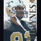 1995 Action Packed Football #019 Michael Haynes - New Orleans Saints