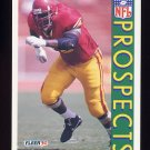 1992 Fleer Football #444 Michael Moody RC