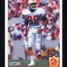 1992 Fleer Football #402 Mark Carrier - Tampa Bay Buccaneers