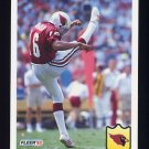 1992 Fleer Football #329 Rich Camarillo - Phoenix Cardinals