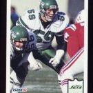 1992 Fleer Football #304 Kyle Clifton - New York Jets