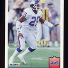 1992 Fleer Football #289 Mark Collins - New York Giants