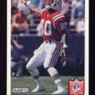1992 Fleer Football #258 Irving Fryar - New England Patriots