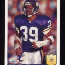 1992 Fleer Football #247 Carl Lee - Minnesota Vikings