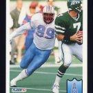 1992 Fleer Football #156 Doug Smith - Houston Oilers