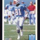 1992 Fleer Football #146 Ernest Givins - Houston Oilers