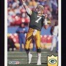 1992 Fleer Football #131 Don Majkowski - Green Bay Packers