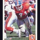 1992 Fleer Football #099 Greg Kragen - Denver Broncos