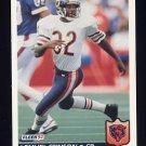 1992 Fleer Football #047 Lemuel Stinson - Chicago Bears