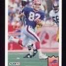 1992 Fleer Football #019 Don Beebe - Buffalo Bills
