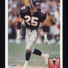 1992 Fleer Football #003 Scott Case - Atlanta Falcons