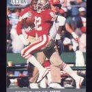 1991 Ultra Football #255 John Taylor - San Francisco 49ers