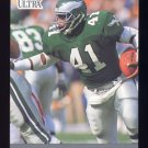 1991 Ultra Football #229 Keith Byars - Philadelphia Eagles