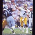 1991 Ultra Football #175 Don Majkowski - Green Bay Packers