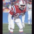 1991 Ultra Football #097 Maurice Hurst - New England Patriots