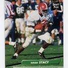 1992 Ultra Football #442 Siran Stacy RC - Philadelphia Eagles
