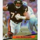 1992 Ultra Football #043 Steve McMichael - Chicago Bears