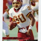 1993 Ultra Football #492 Brian Mitchell - Washington Redskins