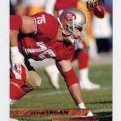 1993 Ultra Football #427 Kevin Fagan - San Francisco 49ers