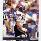 1993 Ultra Football #420 Gary Plummer - San Diego Chargers