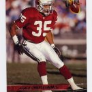1993 Ultra Football #388 Aeneas Williams - Phoenix Cardinals