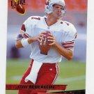 1993 Ultra Football #372 Steve Beuerlein - Phoenix Cardinals
