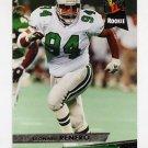 1993 Ultra Football #363 Leonard Renfro - Philadelphia Eagles