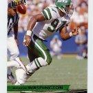 1993 Ultra Football #351 Marvin Washington - New York Jets