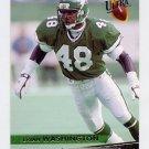 1993 Ultra Football #350 Brian Washington - New York Jets