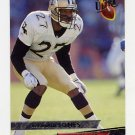1993 Ultra Football #308 Reginald Jones - New Orleans Saints