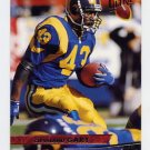 1993 Ultra Football #238 Cleveland Gary - Los Angeles Rams