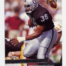 1993 Ultra Football #214 Nick Bell - Los Angeles Raiders
