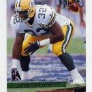 1993 Ultra Football #155 John Stephens - Green Bay Packers