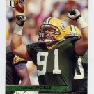 1993 Ultra Football #150 Brian Noble - Green Bay Packers
