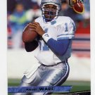 1993 Ultra Football #139 Andre Ware - Detroit Lions
