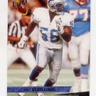 1993 Ultra Football #138 Pat Swilling - Detroit Lions
