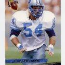 1993 Ultra Football #137 Chris Spielman - Detroit Lions