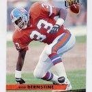 1993 Ultra Football #107 Rod Bernstine - Denver Broncos