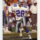 1993 Ultra Football #102 Kevin Smith - Dallas Cowboys