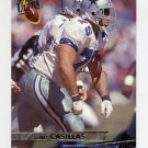 1993 Ultra Football #087 Tony Casillas - Dallas Cowboys